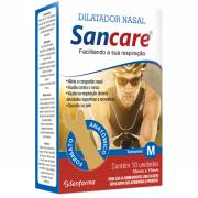 Dilatador Nasal Masculino Sancare com 10 - Tamanho M