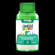 Ômega Q10 - Suplemento Alimentar de Óleo de Peixe com Coenzima Q10