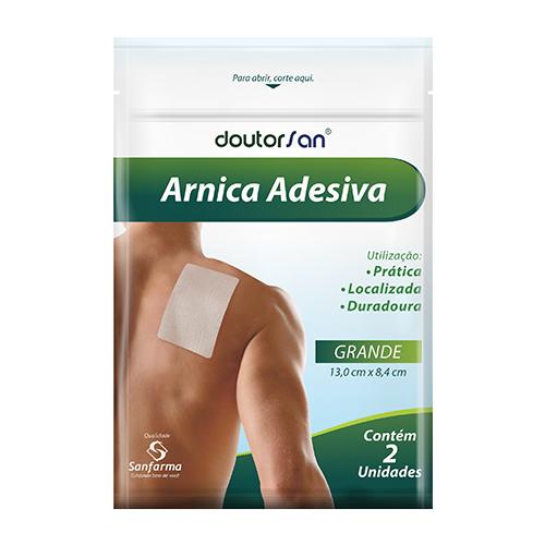 DoutorSan Adesivo Grande