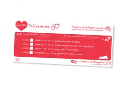 3731 CARTAO FELICIDADE MILHAGEM