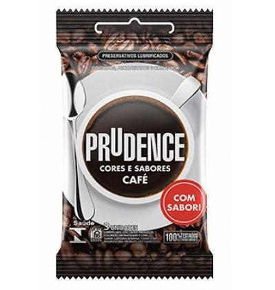 4225 PRESERVATIVO PRUDENCE CAFE C/3UN