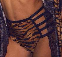 4438 CALCINHA HOT PANT BATOM TIGRE (46)