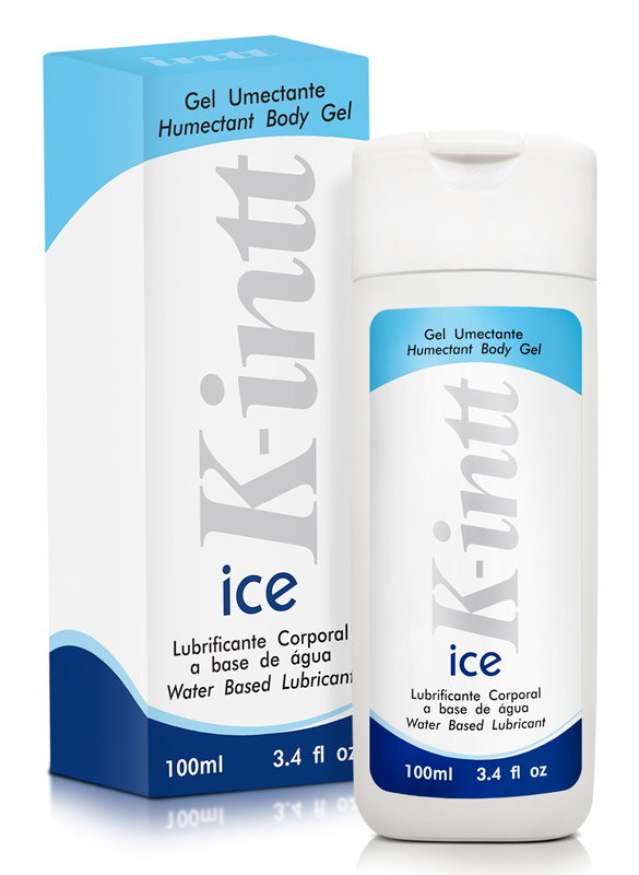 4844 LUBRIFICANTE A BASE D AGUA K INTT ICE 100ML