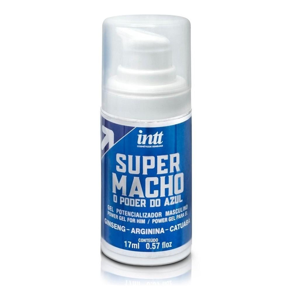 5032 GEL EXCITANTE MASCULINO SUPER MACHO 17ML