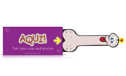 5362 CARTÃO PÊNIS AQUI