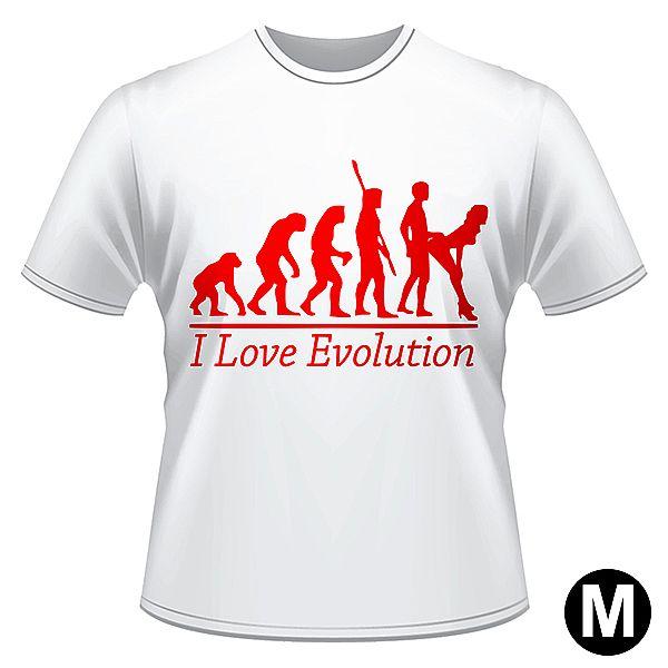 KAM07M CAMISETA EVOLUTION(M)