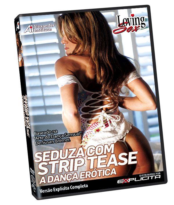 LOV06 DVD SEDUZA COM STRIP TEASE