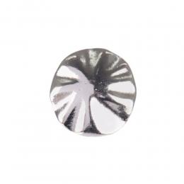 Anel Armazem RR Bijoux redondo regulável prata