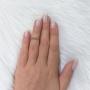 Anel Armazem RR Bijoux falange cristais
