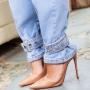 Calça Armazém RR Closet Jeans Detalhe na Barra