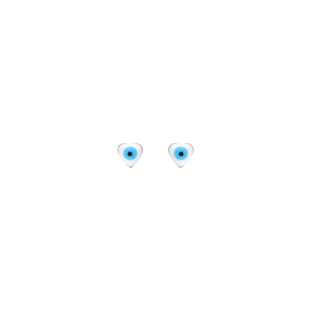 Brinco Armazem RR Bijoux INFANTIL olho grego