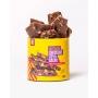 Nutznack 70% com Caramelo Salgado e Amêndoas