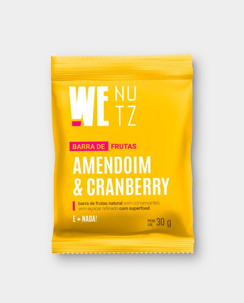 Amendoim & Cranberry
