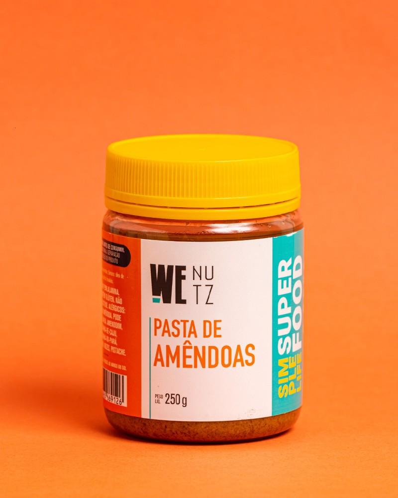 Pasta de Amêndoas - 250gr