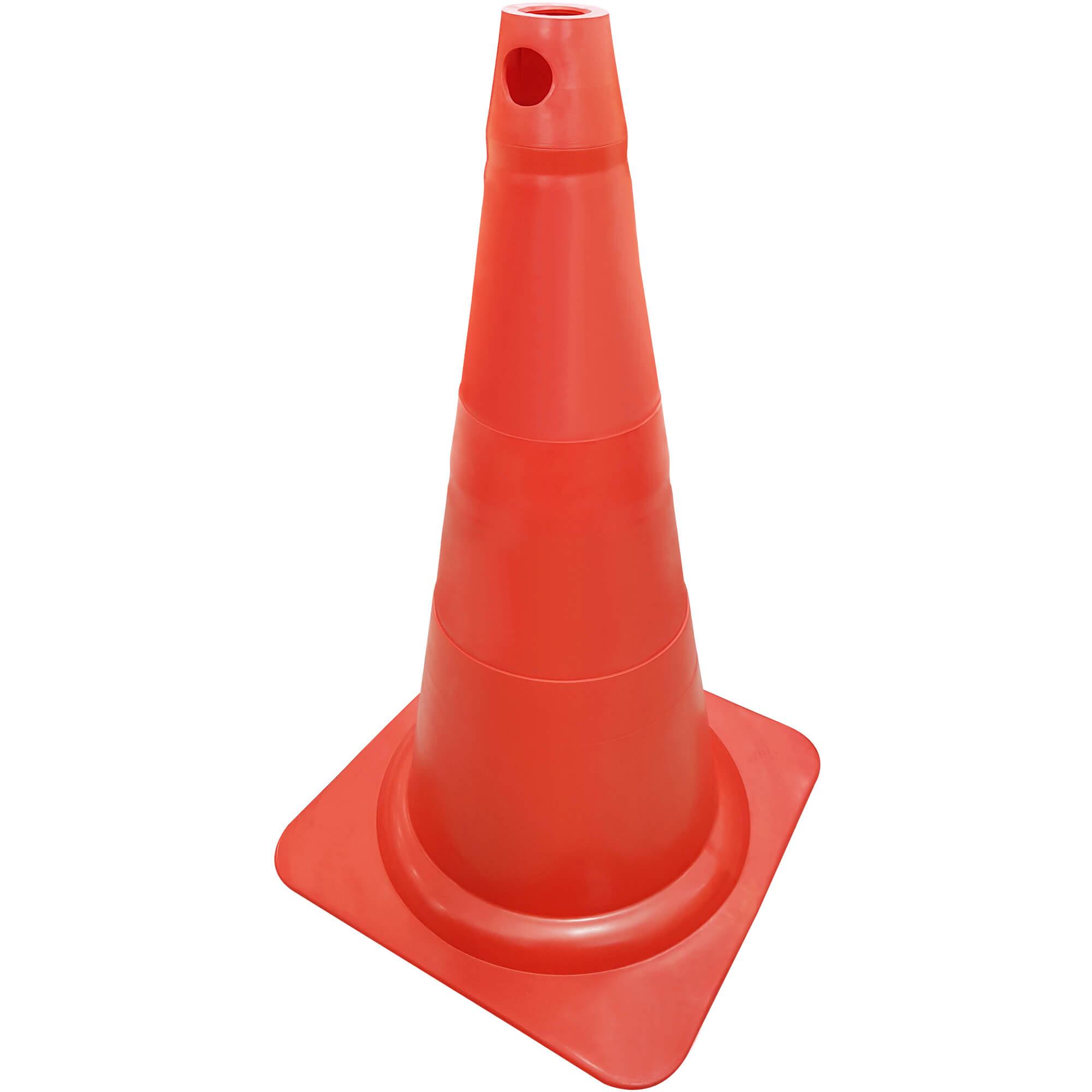 Cone de Sinalização Flexível  - Sem Faixa