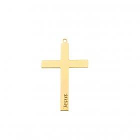 PINGENTE CRUZ JESUS