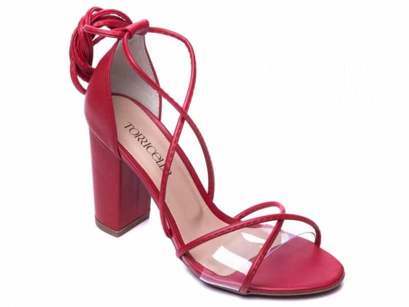 Sandália Flamboyant Vermelho
