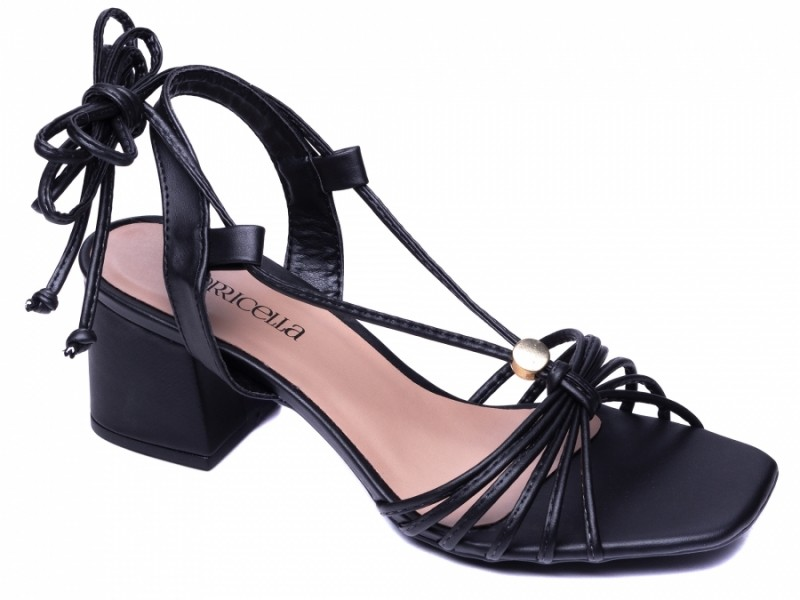 Sandália Standard Black