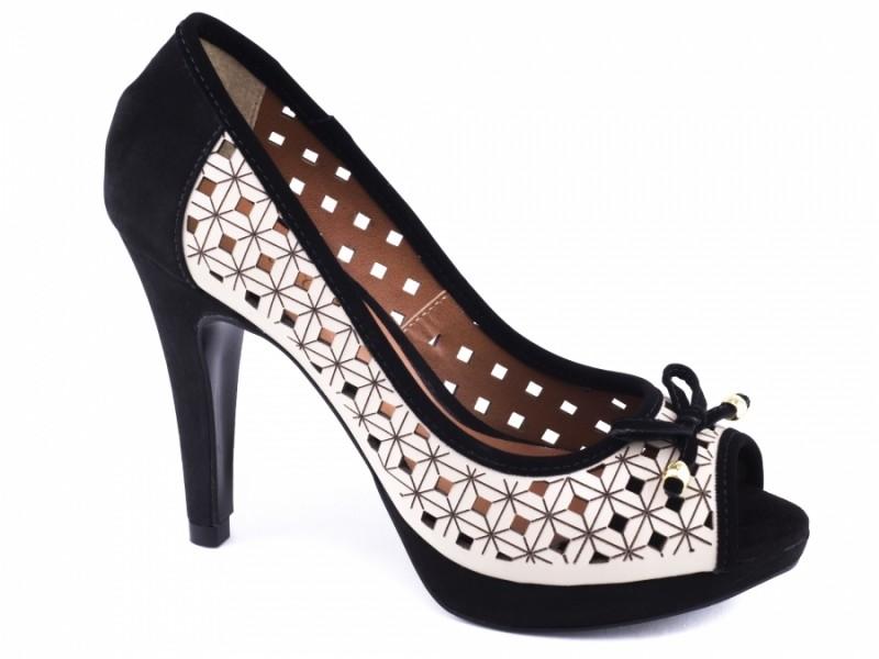 Sapato Peep