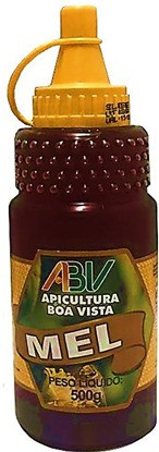 Mel Bisnaga 500 gramas - Apiario Boa Vista