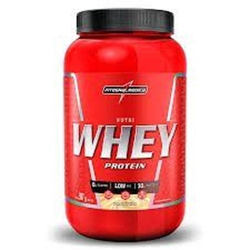 Nutry whey Protein Baunilha 907 gramas - Inegral Medica