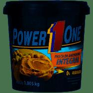 Pasta de Amendoim Integral tradicional 1 Klio - Power 1 One