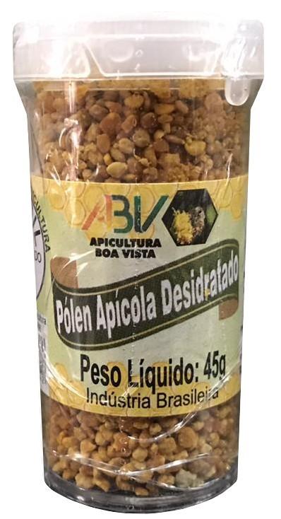 Polen Apicola 45 gramas - Apiario Boa Vista