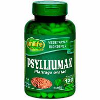 Psyllium Psylliumax  120 capsulas de550 mg - Unilife