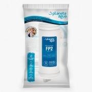 Refil FP2 para purificadores Lider, Top life, Beliere, Hoken HK1000 antigo, Aquastar Logic e outros.