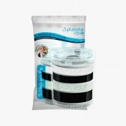 Refil TOP PURIK ETAPAS para purificadores Purific Pratic, Natureza, Ecológico, Saúde e similares - Similar