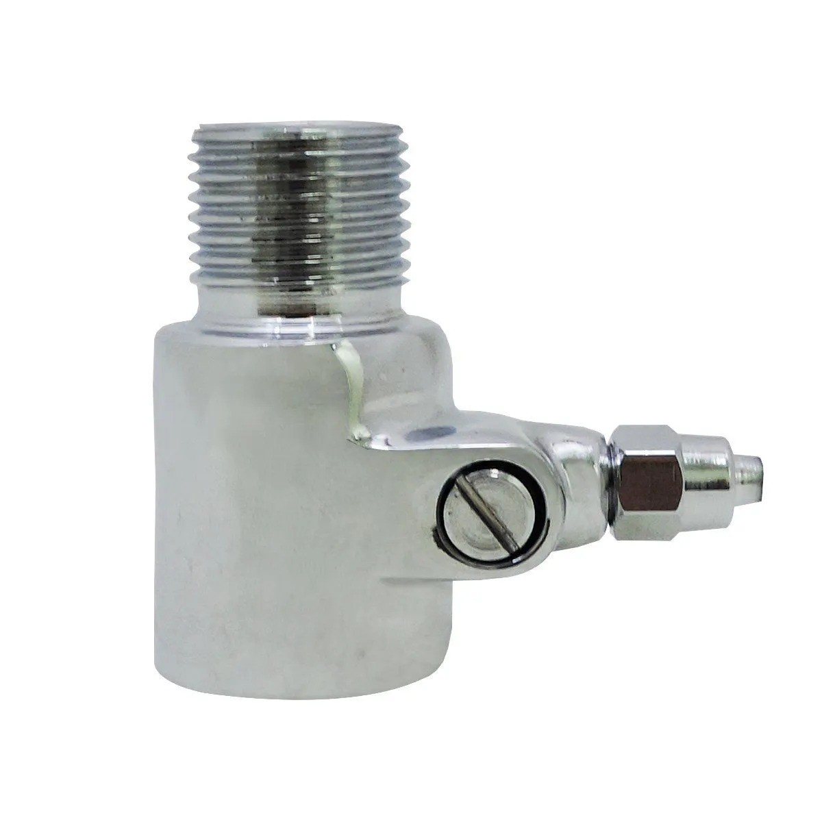 Adaptador de Torneira com Registro - 6mm