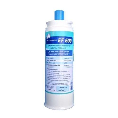 Refil EF 600 para purificadores IBBL - Similar ao refil C+3