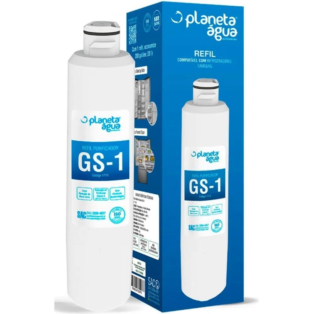 Refil Interno GS-1para Geladeira Refrigerador Samsung - Similar