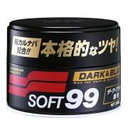 Cera de Carnaúba Premium Dark & Black 300g Soft99