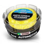 Cera Profissional Automotiva 200g Maxi Rubber