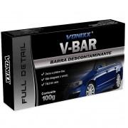 Clay Bar Barra Descontaminante V-Bar 100g Vonixx