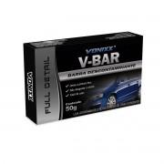 Clay Bar Barra Descontaminante V-Bar 50g Vonixx