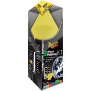 Kit Polidor De Rodas - Wheel Polishing - G3400 - Meguiars