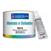 Massa Poliéster Alumínio M510 400g Sherwin-Williams