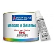 Massa Poliéster para Plásticos M500 400g Sherwin-Williams