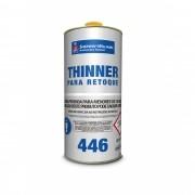 Thinner 446 para Retoque Automotivo 900ml Sherwin-Williams