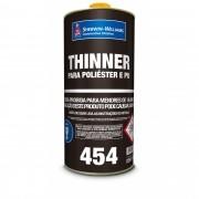 Thinner 454 para Poliéster e Poliuretano Sherwin-Williams
