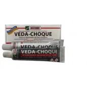 Veda Choque 150g Maxi Rubber Solda Plástica Cola Para-Choque