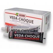 Veda Choque 290g Maxi Rubber Solda Plástica Cola Para-Choque