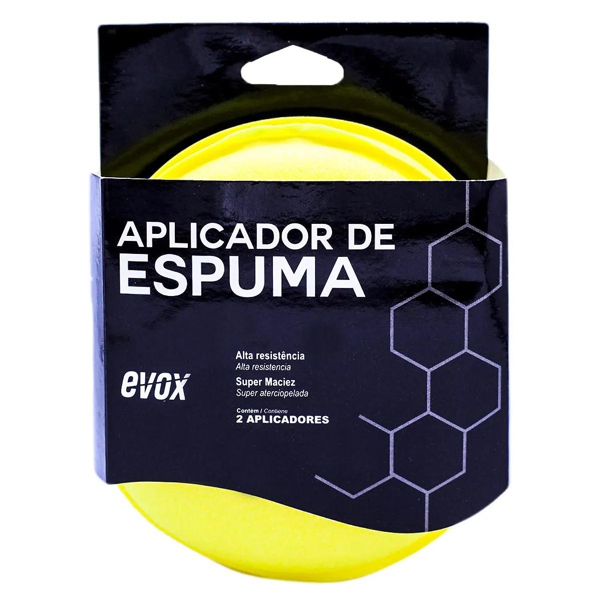 Aplicador de Espuma Evox - 2 Unidades