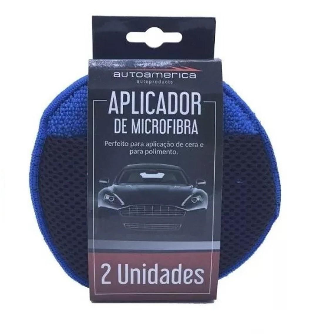 Aplicador De Microfibra Autoamerica - 2 unidades