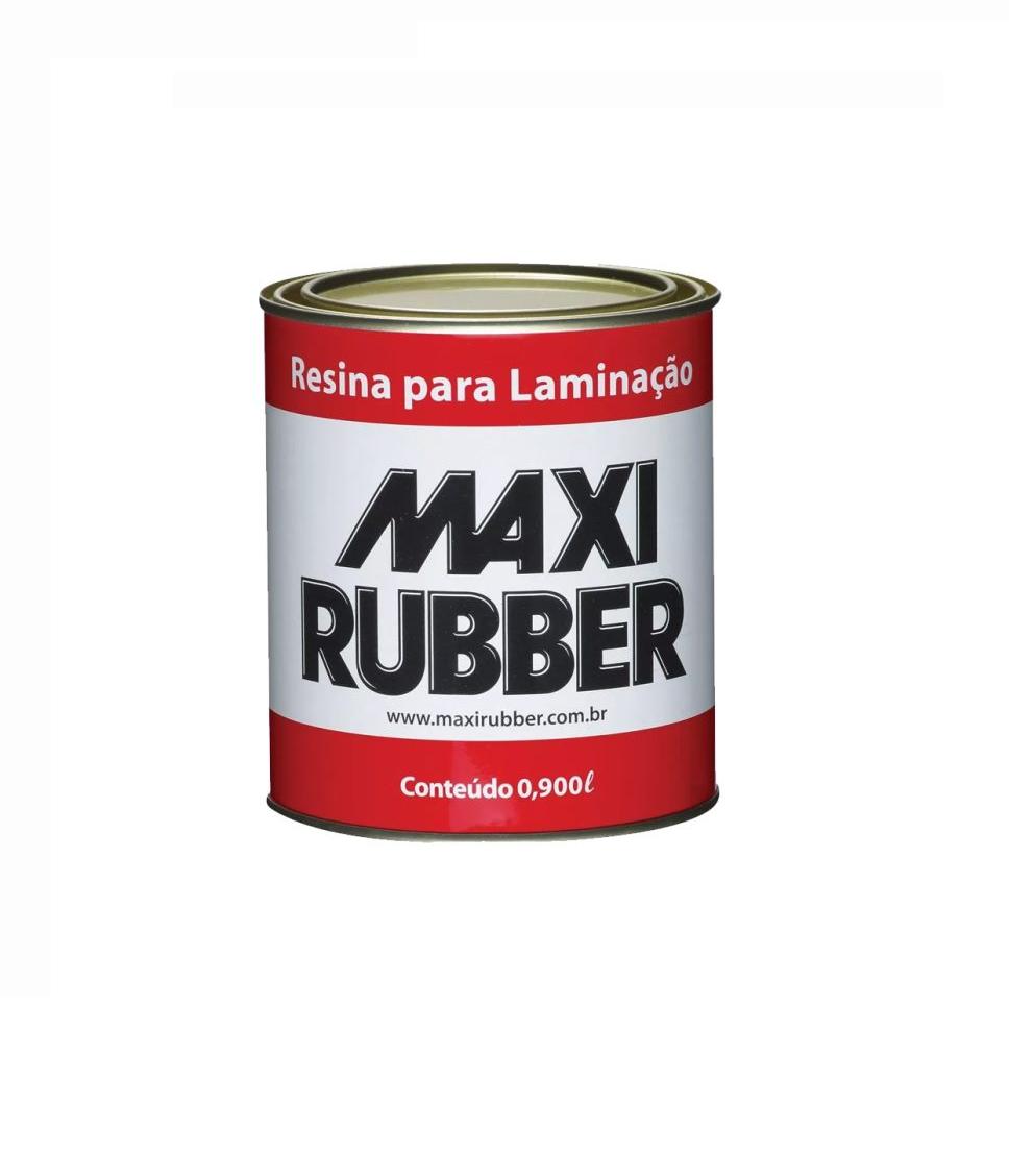 Catalisador para Resina Adesivo de Laminação Maxi Rubber