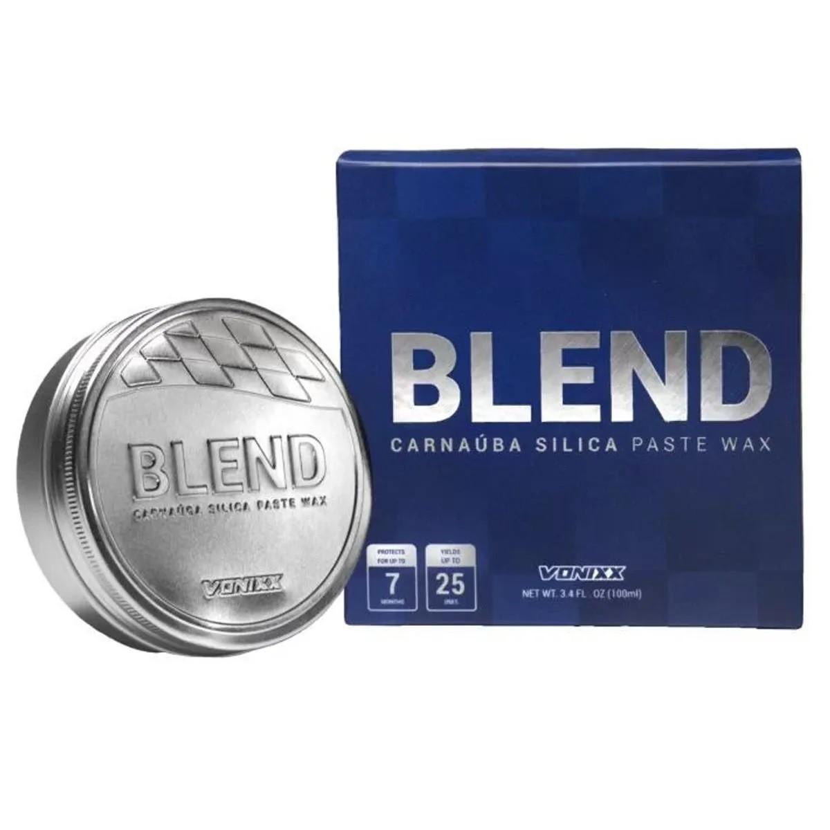 Cera de Carnaúba Paste Wax Blend 100ml Vonixx