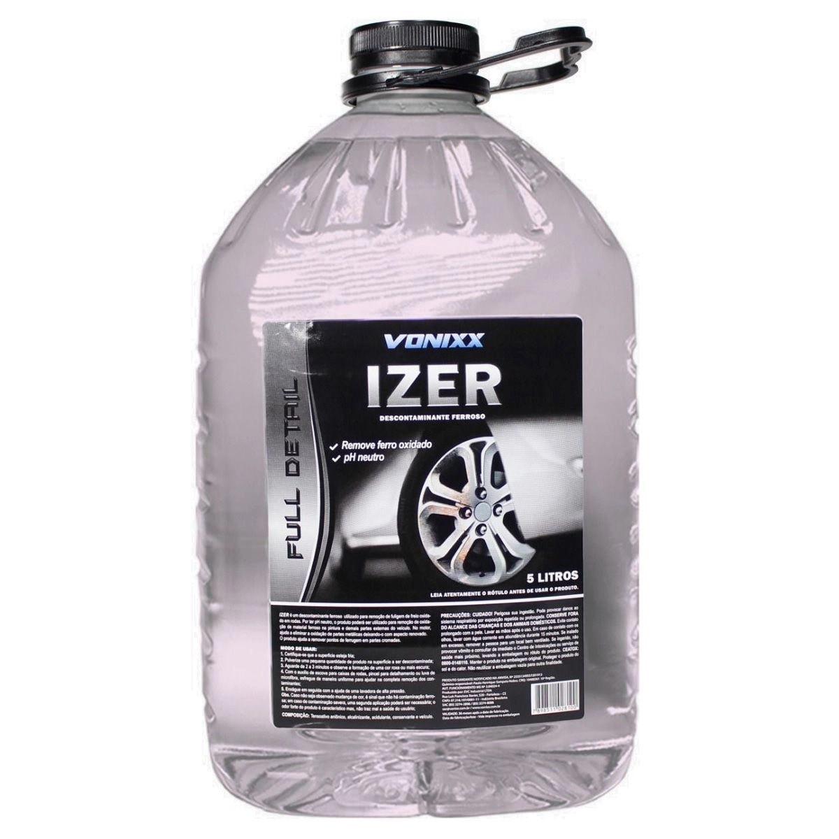 Descontaminante Ferroso Izer 5l Vonixx