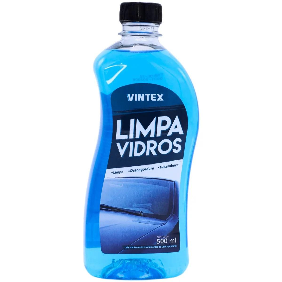 Limpa Vidros 500ml Vintex by Vonixx